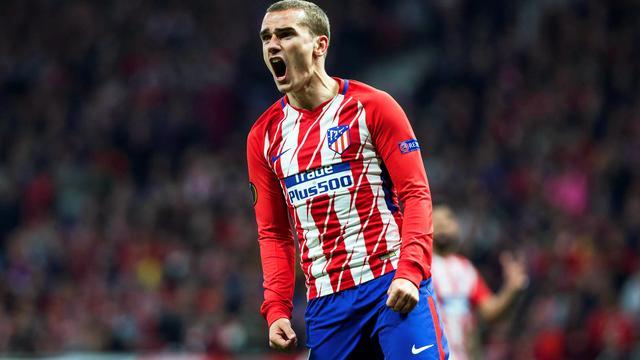 Atlético is 'respectloze' houding Barcelona omtrent Griezmann zat