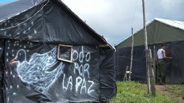 Ontwapening Colombiaanse rebellengroepering FARC voltooid