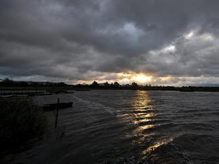 Ook sluizen in Zeeland blijven dicht