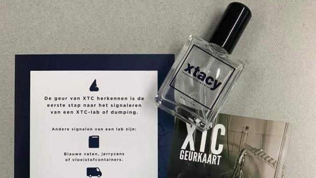 Politie laat mensen de geur van xtc ruiken in Breda en Etten-Leur