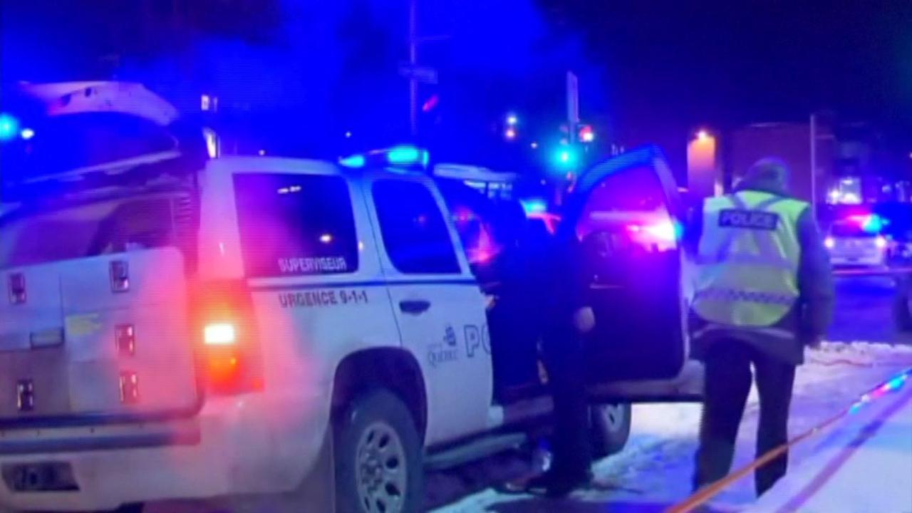 Zeker zes doden bij schietpartij in moskee Quebec