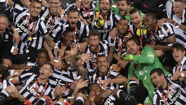 Juventus-coach Allegri: 'Nu de derde hoofdprijs nog'