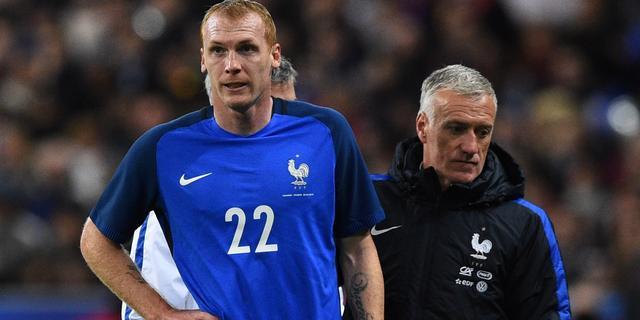 Verdediger Umtiti vervangt geblesseerde Mathieu in Franse EK-selectie
