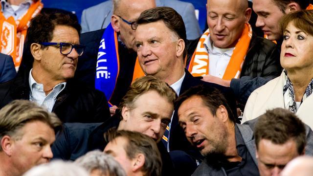 KNVB gaat in gesprek met Van Gaal over rol binnen bond