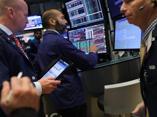 Dow-Jonesindex sluit met verlies van 0,3 procent op 24.508,66 punten