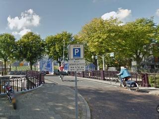Weg tussen Prins Hendrikbrug en Brouwersvaart dicht