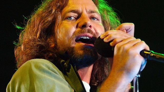 Pearl Jam herdenkt fans die tijdens concert in Denemarken stierven