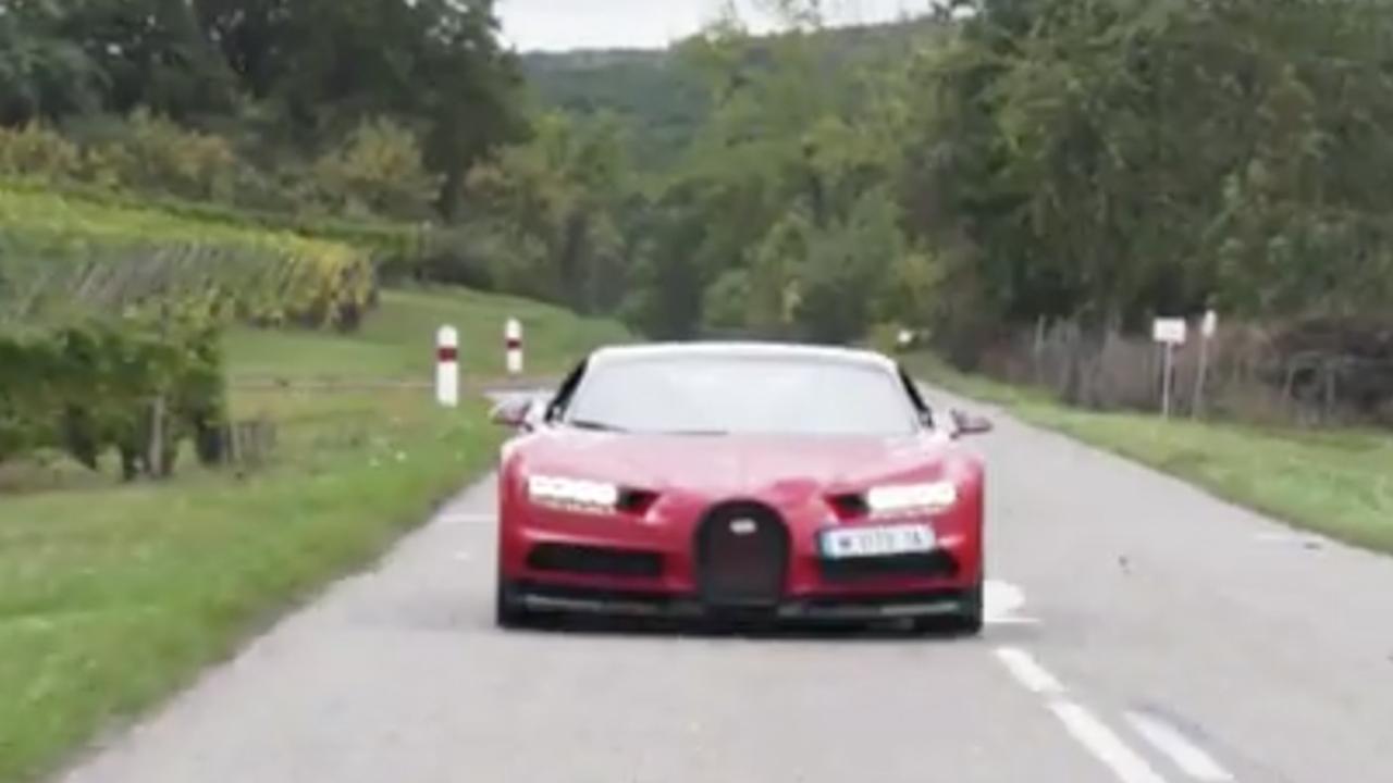 Eerste rijtest: Bugatti Chiron Sport, zo voelt 1.500 pk