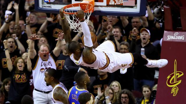 Cavaliers dwingen beslissend duel af tegen Warriors om NBA-titel