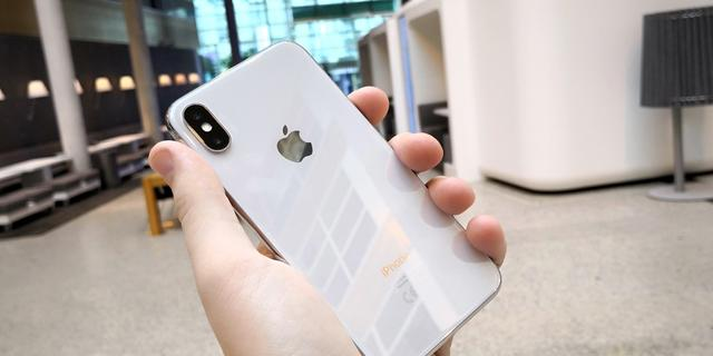 'Apple halveert productie iPhone X'