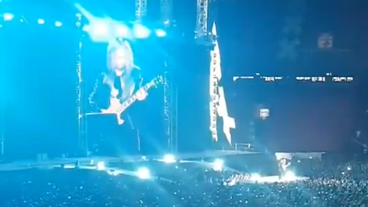 Metallica zingt Bloed, Zweet en Tranen in Johan Cruijff ArenA