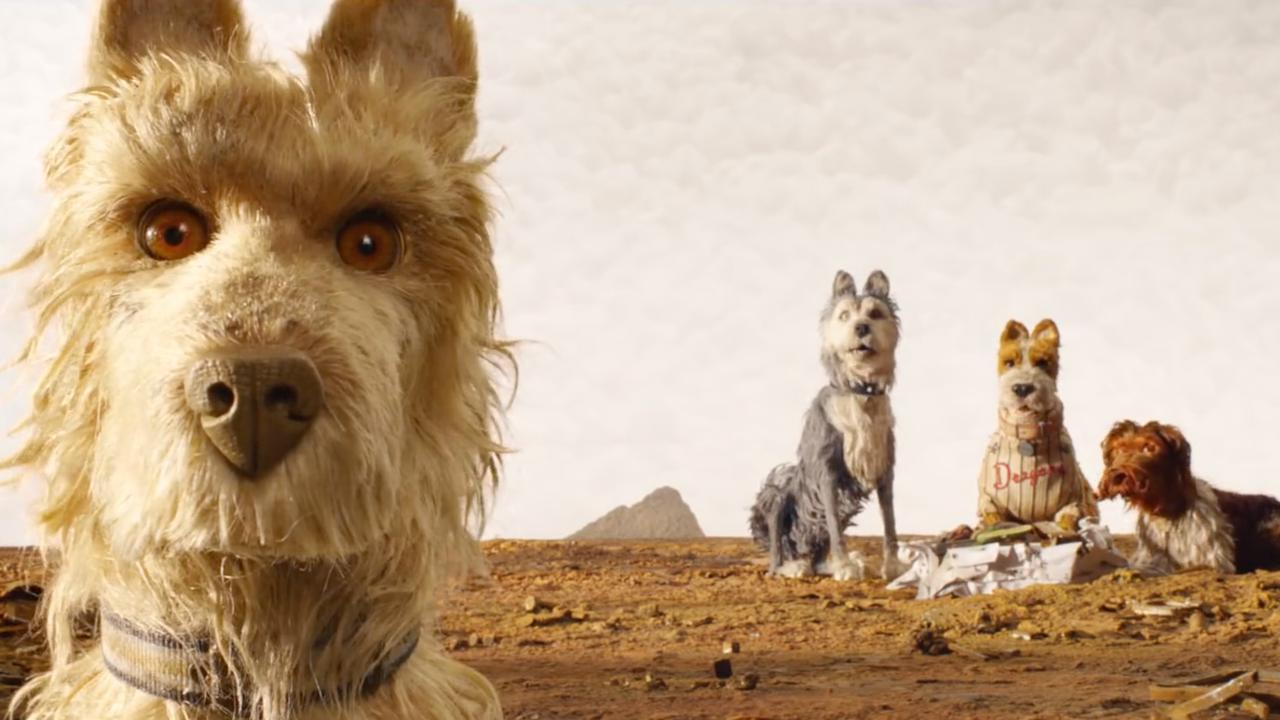 Trailer Isle of Dogs