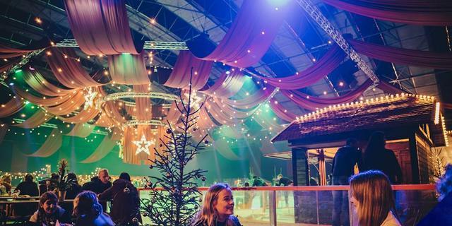 Festival het Amsterdamse Winterparadijs
