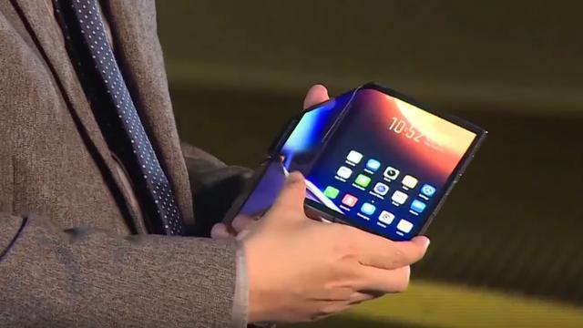 Royole presenteert FlexPai 2-telefoon met verbeterd vouwscherm