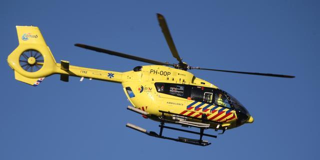 Vrouw overleden door ongeval met busje in Sprundel