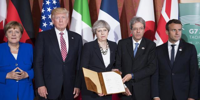 G7 wil dat landen uitwisseling inlichtingen verbeteren na Manchester