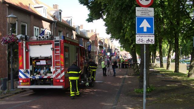 Gaslucht in Klundert blijkt loos alarm