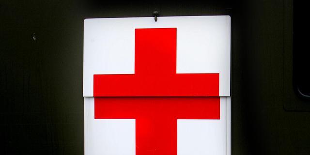 Rode Kruis richt EHBO-post in in azc Ter Apel