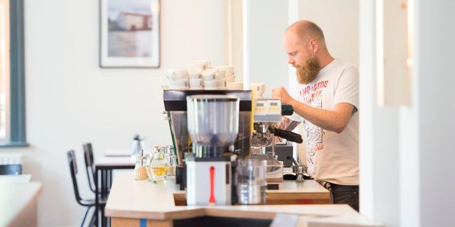 'Aantal lunchrooms, afhaalrestaurants en koffietentjes groeit'