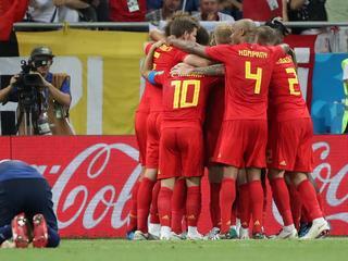 Troostfinale was beste prestatie ooit van de 'Rode Duivels'
