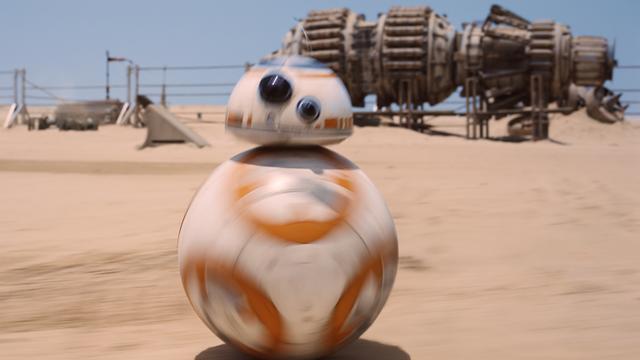 Star Wars Episode VIII pas in december 2017 uitgebracht