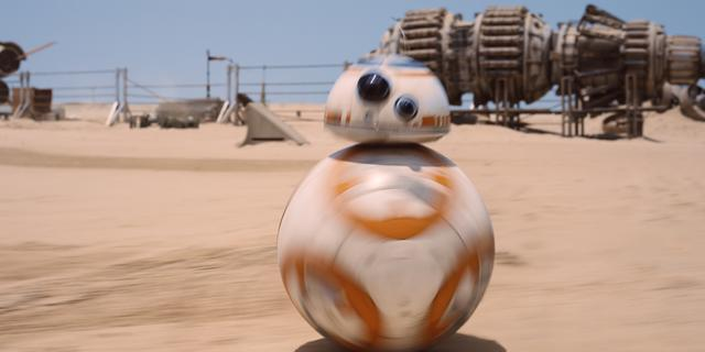 Star Wars: The Force Awakens nadert 2 miljard dollar-grens