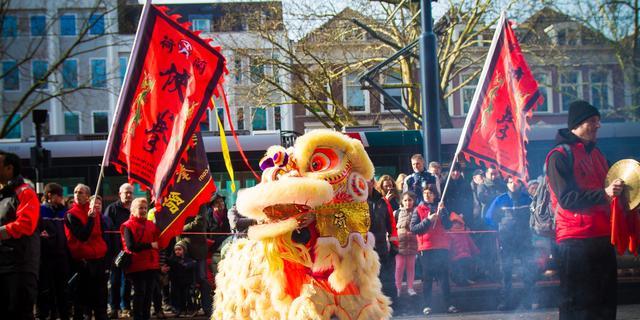 'Chinees Nieuwjaar stelt steeds meer voor in Nederland'