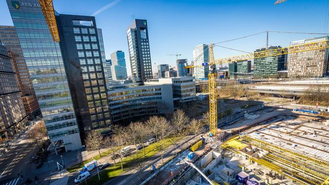 Amsterdamse kantoren in een jaar tijd 31 procent meer waard geworden