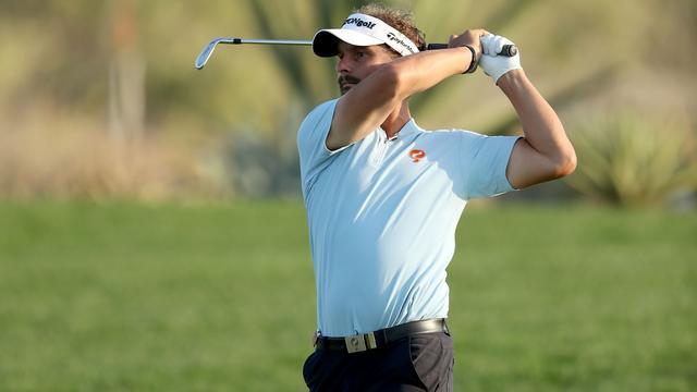 Luiten boekt geen progressie in tweede ronde Golf Championship Mexico