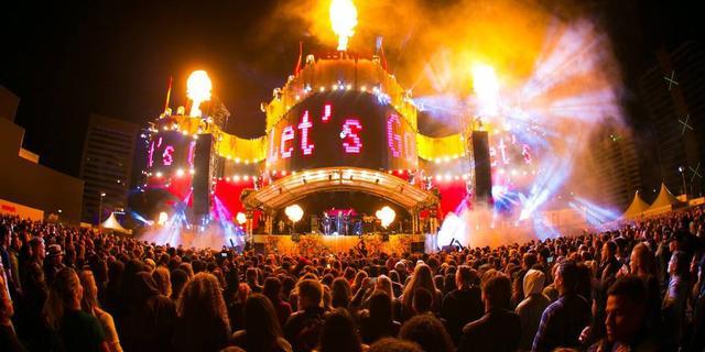 Driedaags Belgisch festival Vestiville vlak voor start afgeblazen