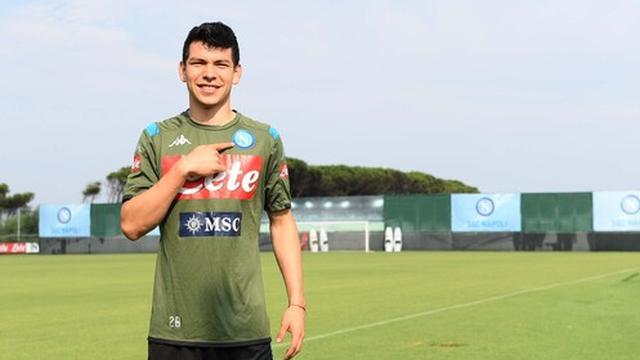 PSV rondt langverwachte recordtransfer van Lozano naar Napoli af