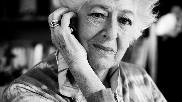Actrice Ellen Vogel (93) overleden