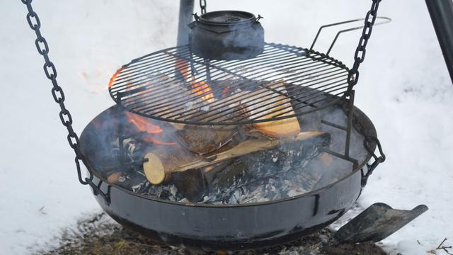 Waarom mensen tegenwoordig ook in de winter barbecueën