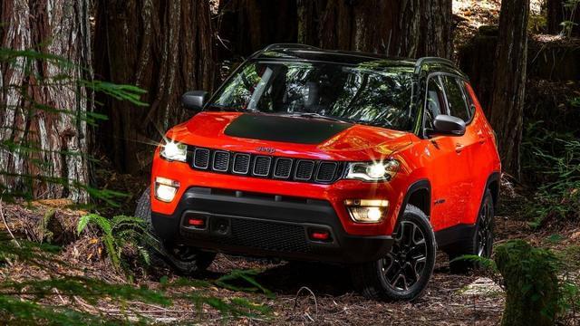 Nieuwe Jeep Compass