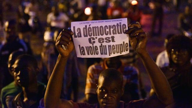 Afrikaanse Unie schorst Burkina Faso na staatsgreep