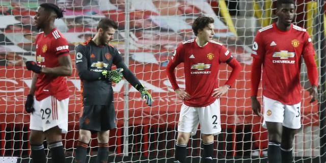 Solskjaer wil niet dat Manchester United als titelkandidaat wordt gezien