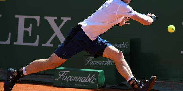 Murray en Nadal bereiken halve finales in Barcelona