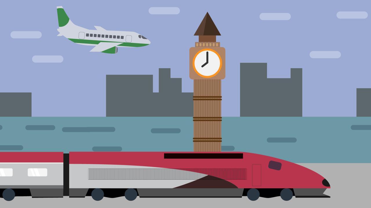 Reizen door Europa: Beter en goedkoper met trein of vliegtuig?