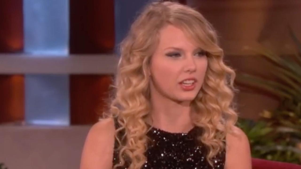 Taylor Swift uit ongenoegen over uitmaken per telefoon