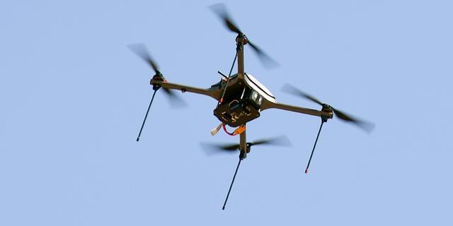 Onderzoekers ontwikkelen drone die geschreeuw kan herkennen