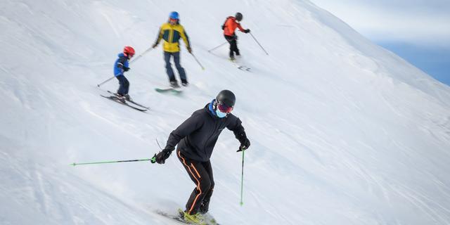 Franse skigebieden dit jaar niet meer open