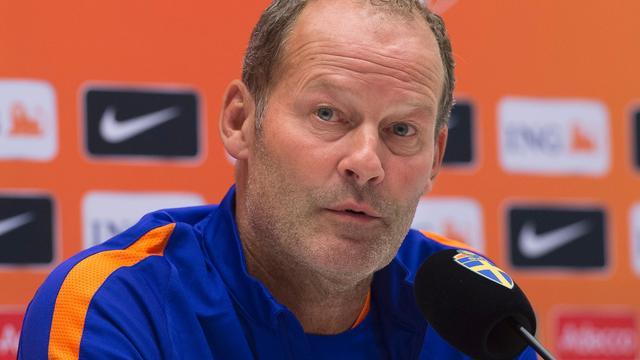 Blind zal niet opstappen bij verlies Oranje tegen Zweden