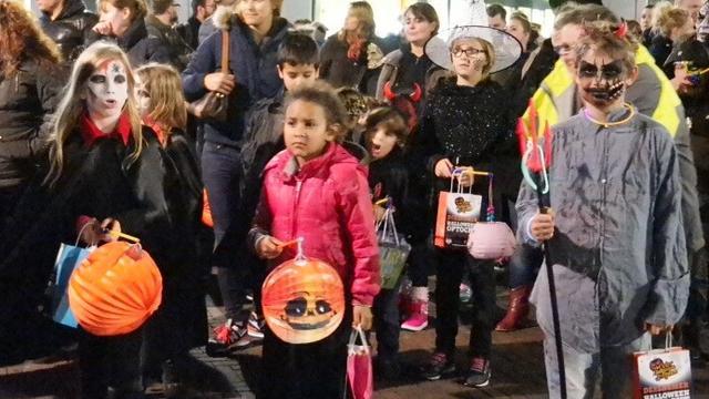 Ook dit jaar Halloweenoptocht door Alphense centrum