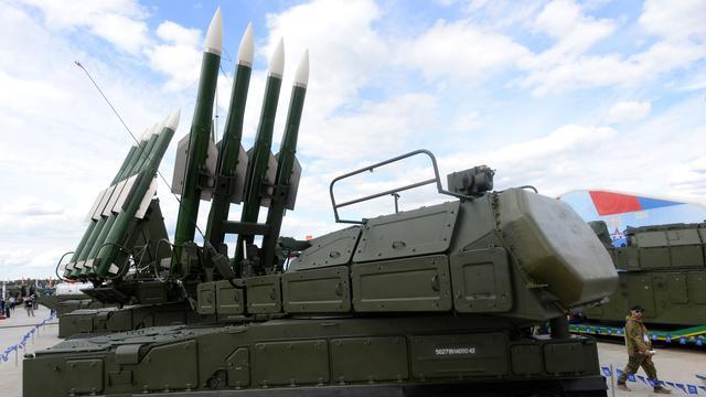 'Rusland stuurt raketsystemen naar Syrië'
