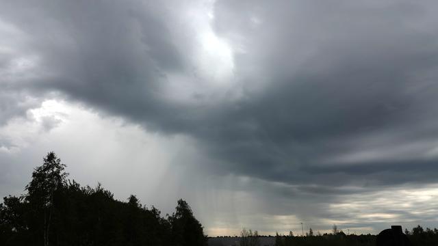 Weerbericht: Bewolkte woensdag met kans op een bui