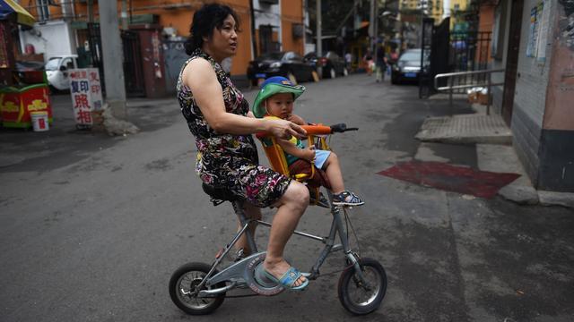 China overweegt na 35 jaar toestaan van tweede kind