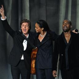 Paul McCartney moest wennen aan manier van werken Kanye West