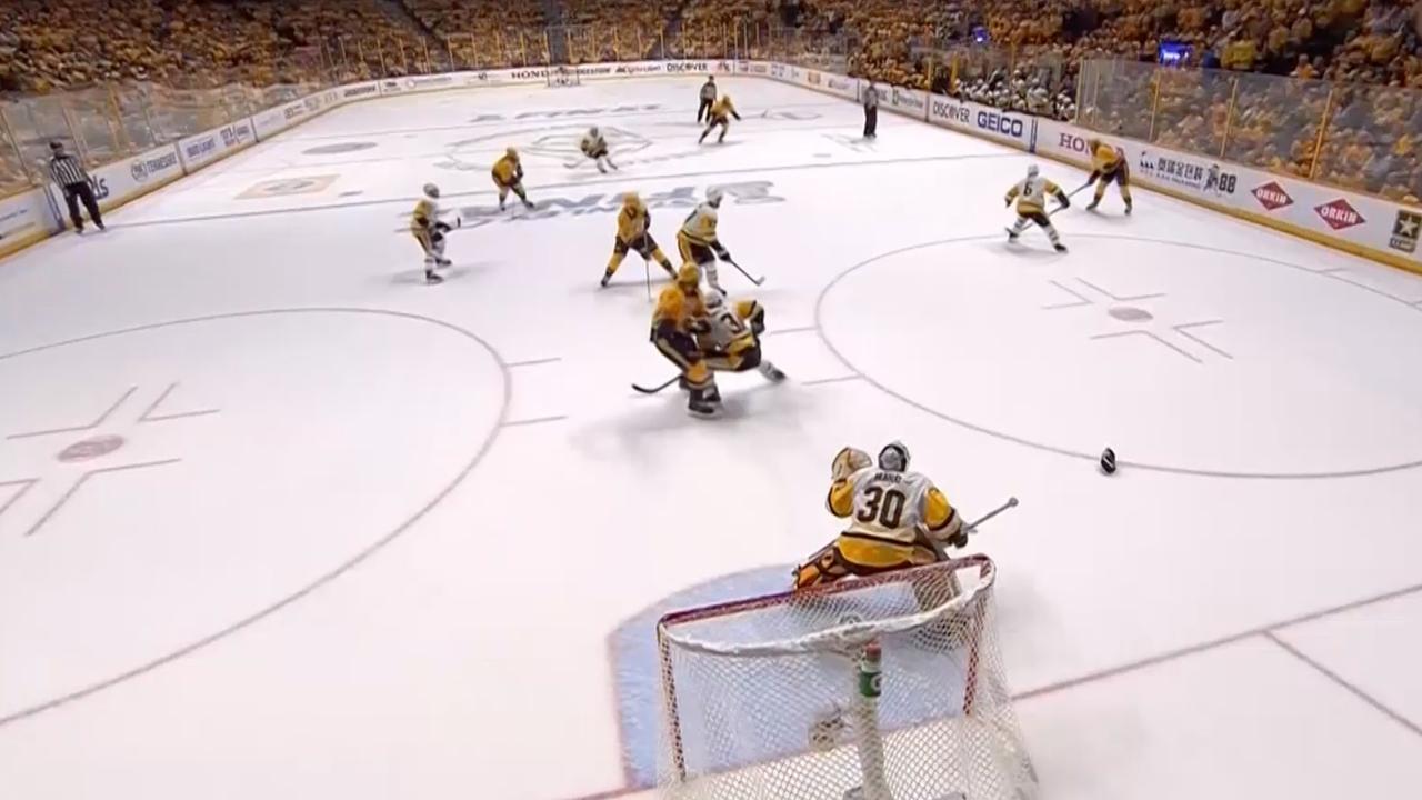 Predators verslaan titelverdediger Pittsburgh Penguins in NHL-finale