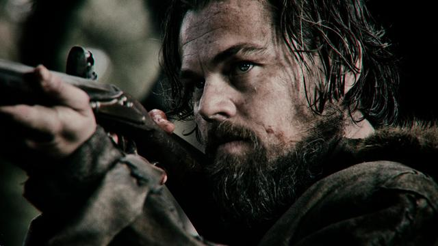 Leonardo DiCaprio spreekt 'amper' in The Revenant