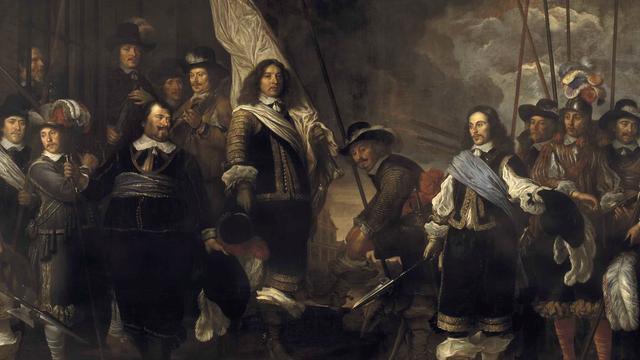 Amsterdam Museum stelt vergeten schilderijen Govert Flinck tentoon